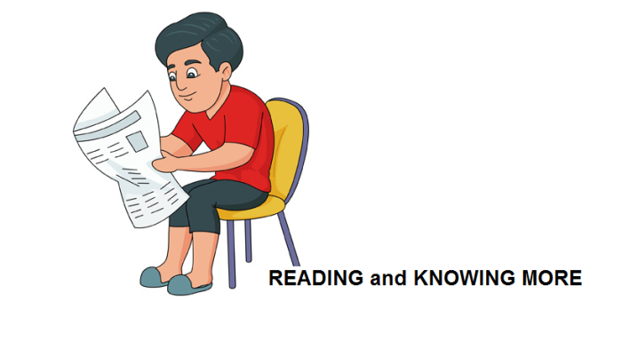 Guest Blog : Reading and Knowing More by Soham